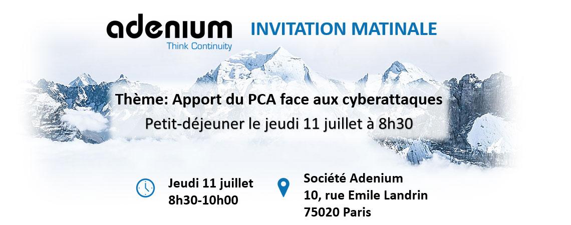 Adenium PCA cyberattaque
