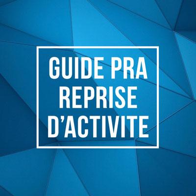 illustration guide PRA reprise d'activité 2