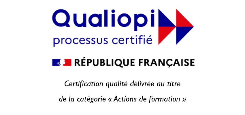 Certification Qualiopi formations